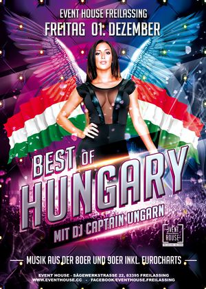 BEST OF HUNGARY