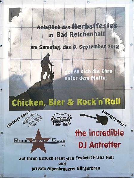 Herbstfest Bad Reichenhall
