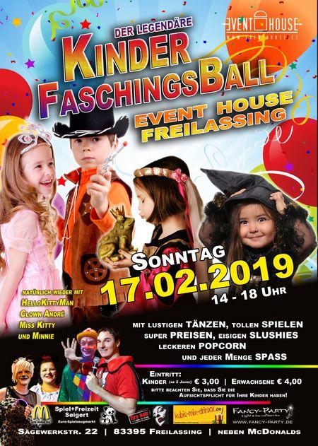Kinder Fasching Mit Jugend Disco Termin Berchtesgaden Bad