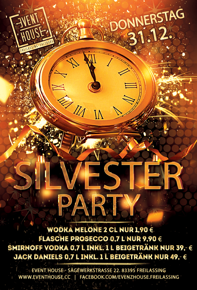 Single party wien silvester