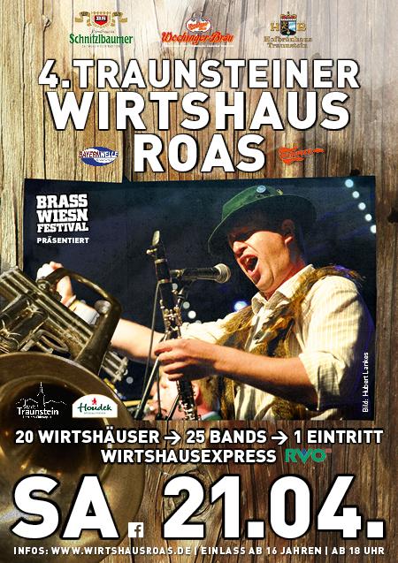 4. Traunsteiner Wirtshausroas : Termin: Berchtesgaden, Bad ...